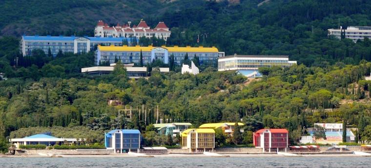 Лагерь у моря