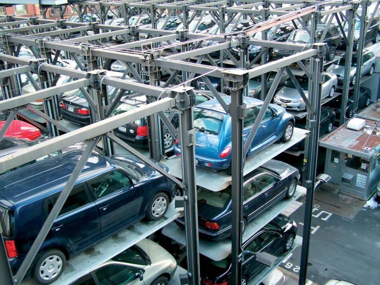 Платные парковки: мировой и российский опыт