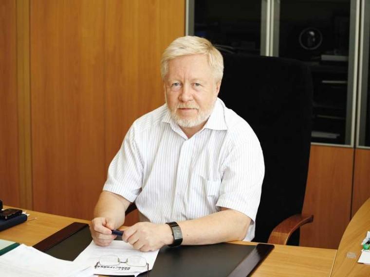 Валерий Арбатский: «Миллион квадратных метров в 2008 году – это закономерность»