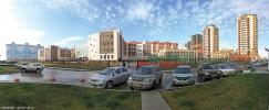 В Новосибирске строят школы