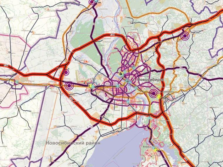 Государственная программа Новосибирской области «Развитие автомобильных дорог регионального, межмуниципального и местного значения в Новосибирской области» в 2015–2022 годах