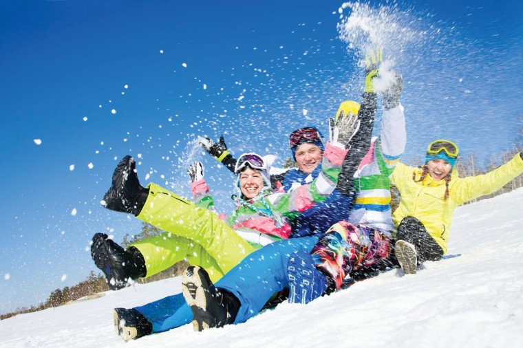 Зимние забавы: где можно отдохнуть на новогодних каникулах в Новосибирске и области