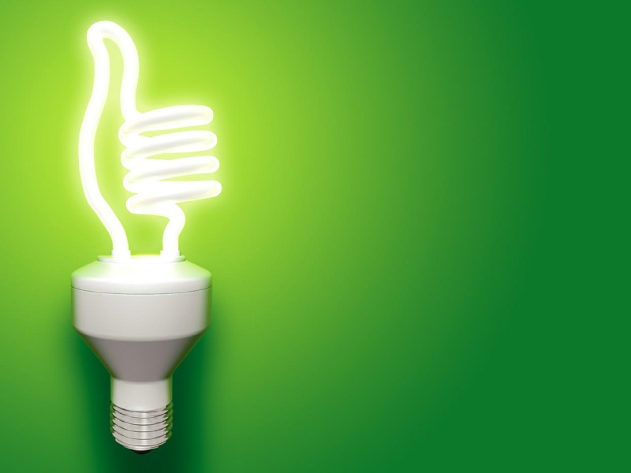 Энергоэффективность в системе освещения