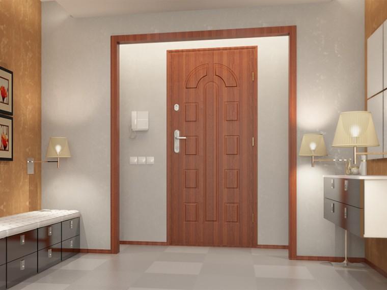 Безопасность дома начинается с дверей