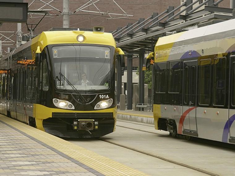 Скоростной трамвай поможет решить транспортные проблемы