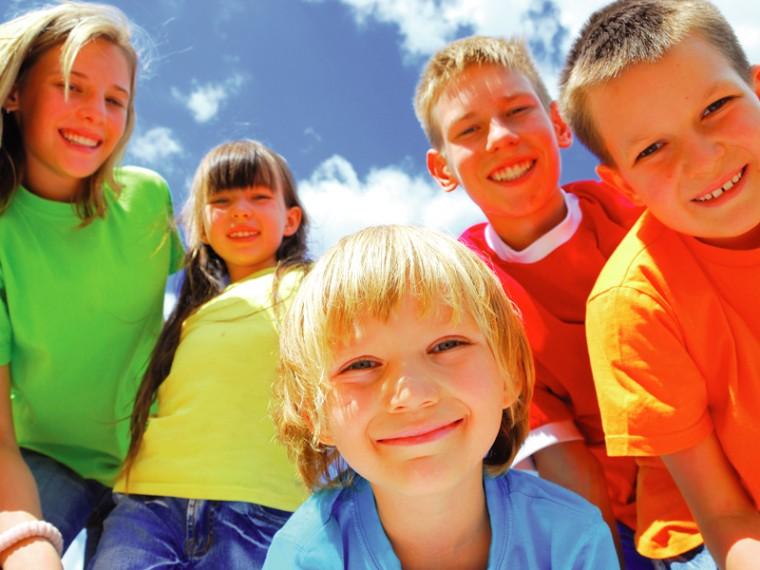 Назад в будущее: детский лагерь