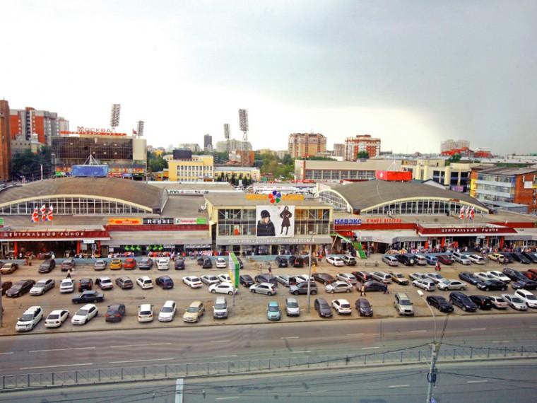 Рынки и ярмарки Новосибирской области