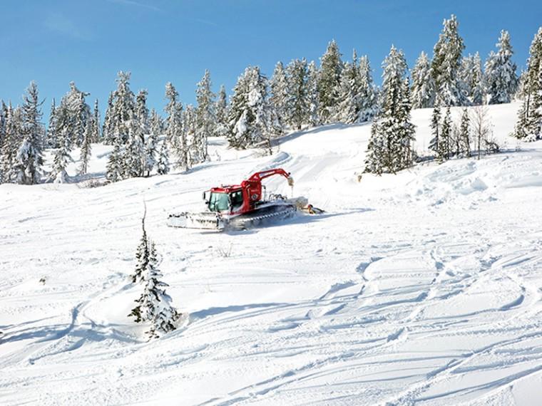 Развитие горнолыжного комплекса «Шерегеш»