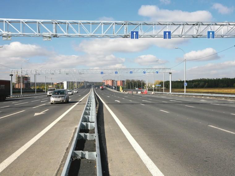 Дорожная инфраструктура: тоннель и развязка