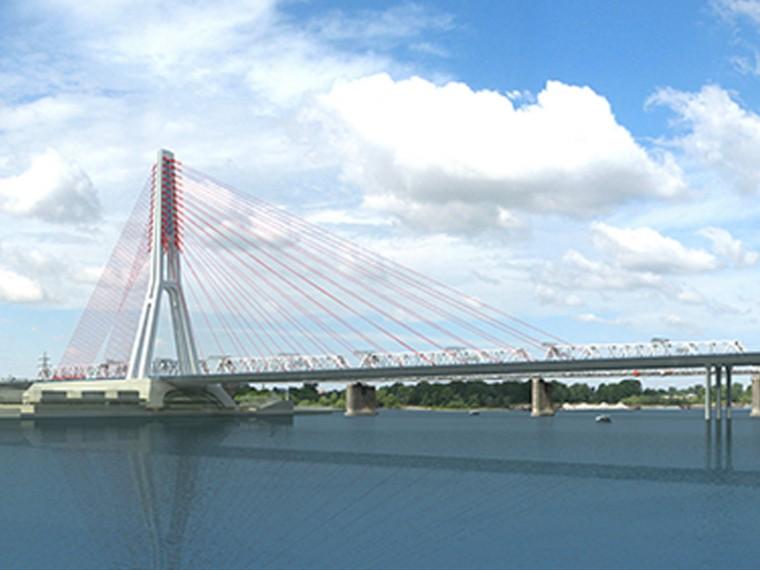 Центральный мост – невозможное возможно