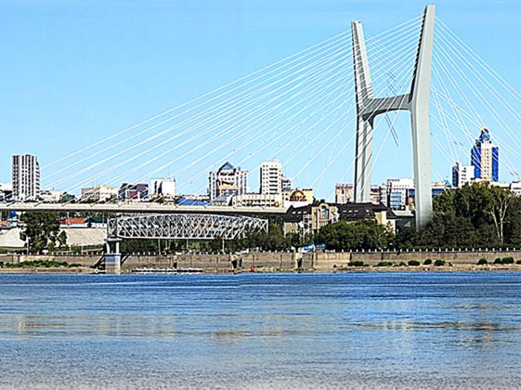 Четвертый мост Новосибирска