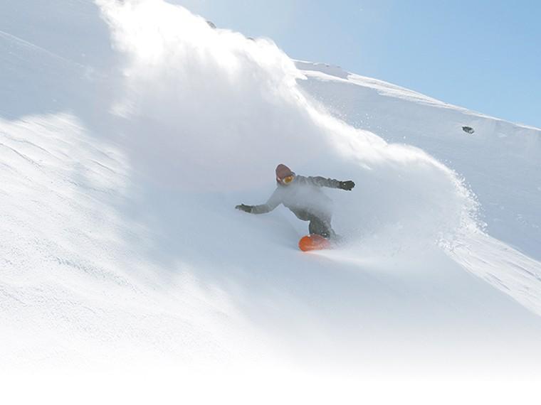 Горные лыжи и сноуборд – где можно покататься в Новосибирской области