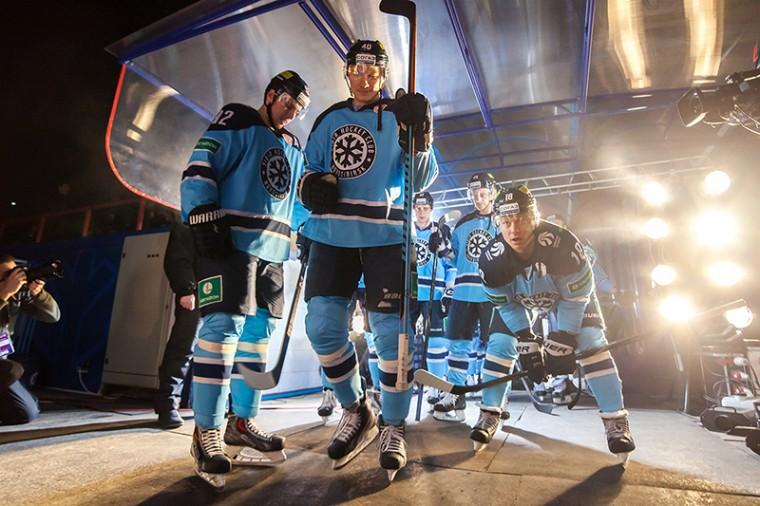 Хоккей в Новосибирской области