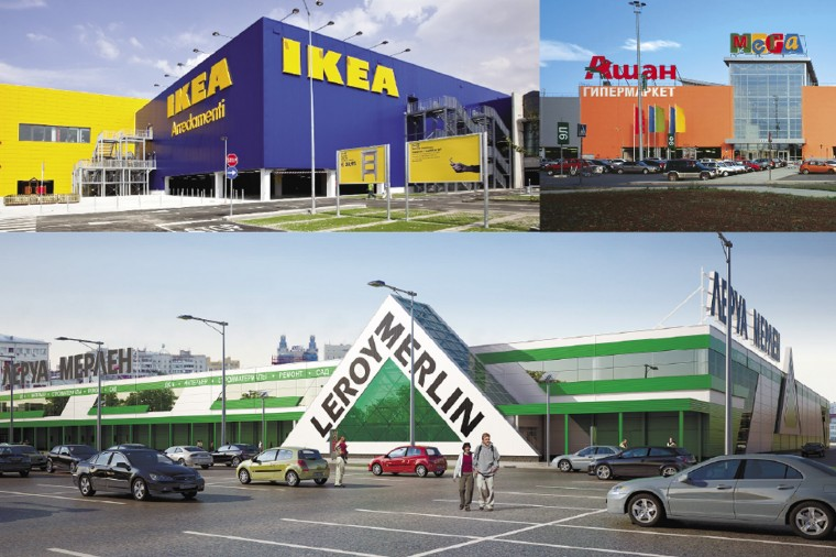 Новосибирск: ритейл и бренды