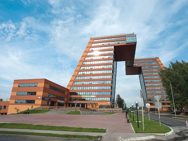 Новосибирский Академпарк признан одним из лучших в России