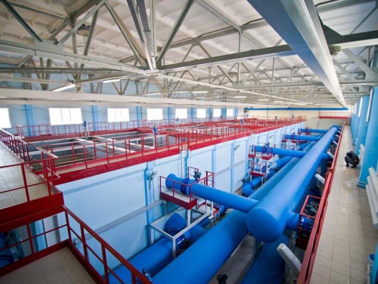 Долгосрочная целевая программа «Чистая вода» в Новосибирской области на 2012–2017 годы
