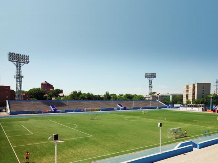 Новосибирский футбол
