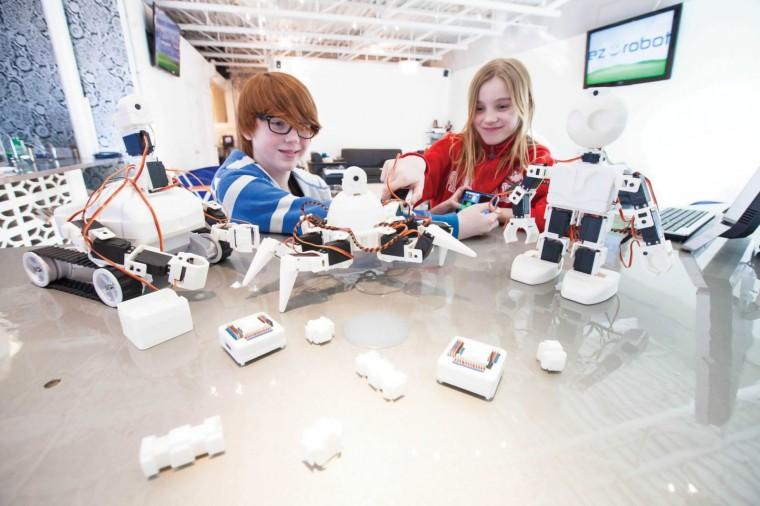 Детский технопарк: знания через развлечения