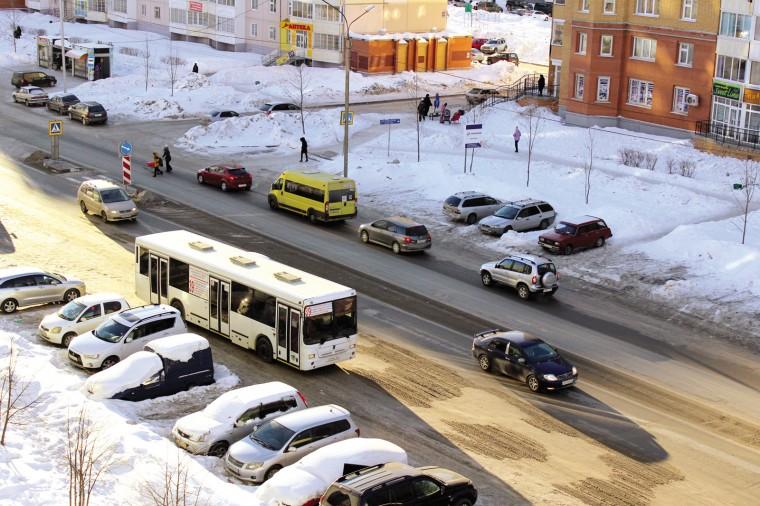 Муниципальная программа «Создание условий для организации транспортного обслуживания населения в границах города Новосибирска» на 2016–2020 годы