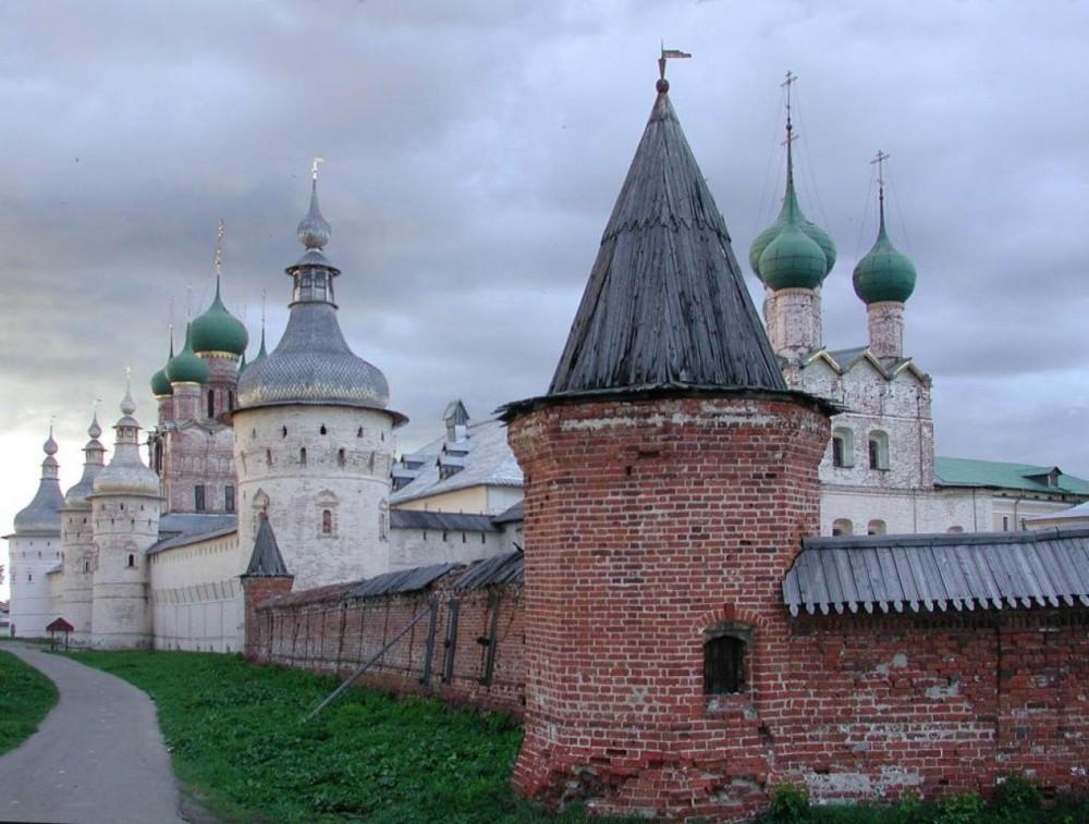 Регионы подают заявку для участия во Всероссийском конкурсе исторических поселений и малых городов