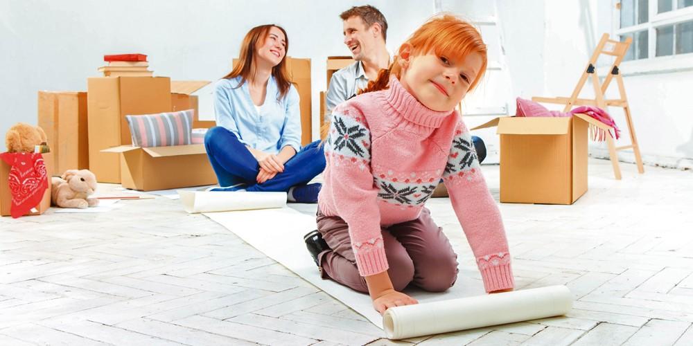 Опрос Райффайзенбанка: четверть россиян c детьми не знают о льготах по семейной ипотеке