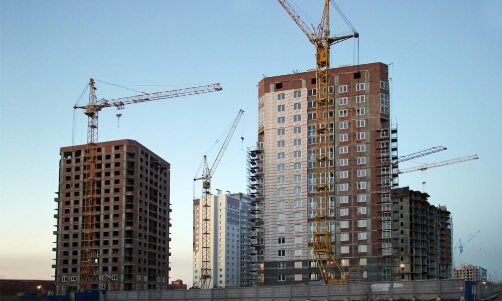 Около трети возводимых в России жилых объектов находится в зоне риска