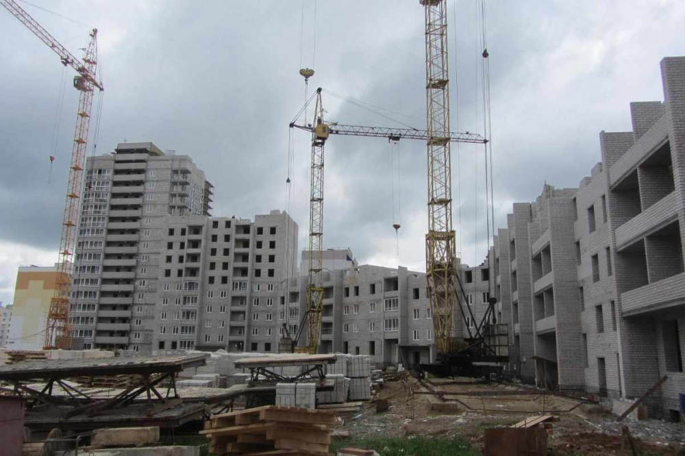 В РФ вырастет доля индустриального жилья