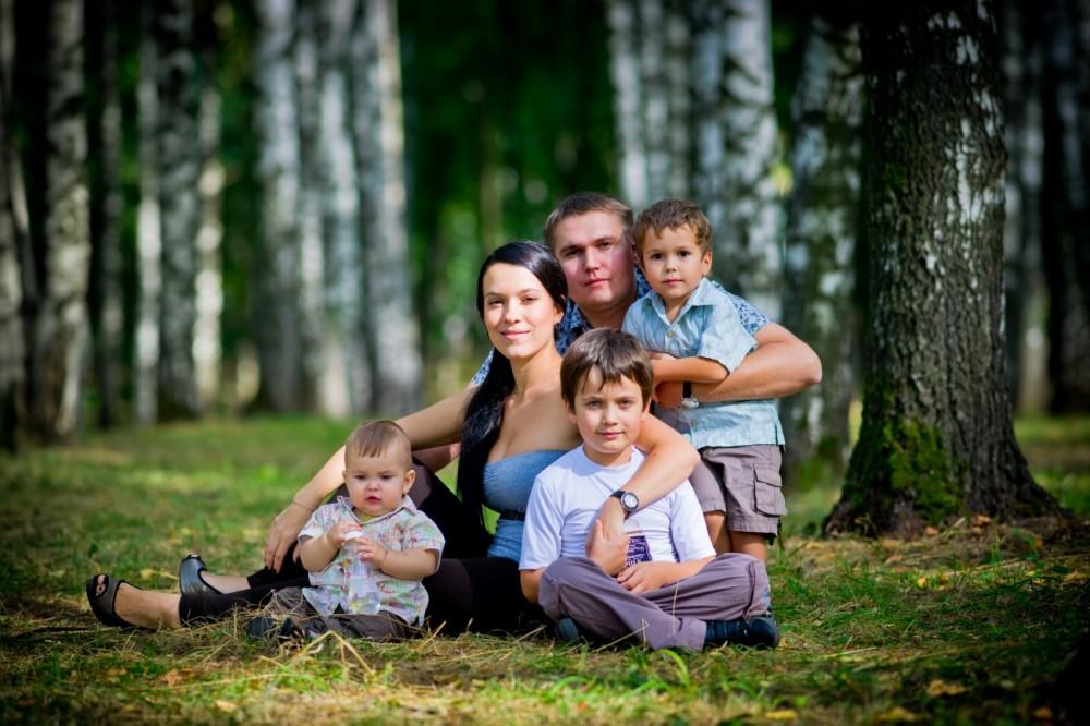 Национальный родительский комитет просит освободить от налога на недвижимость семьи с детьми