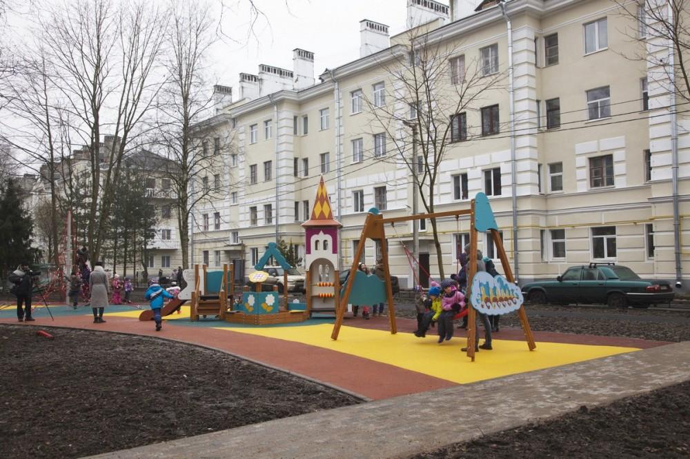 50 млрд рублей потратили в 2018 году на комфортную среду