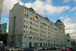 Болгарский дом в центре Новосибирска