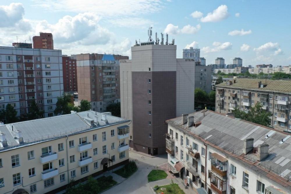В регионе выросли показатели жилищного строительства