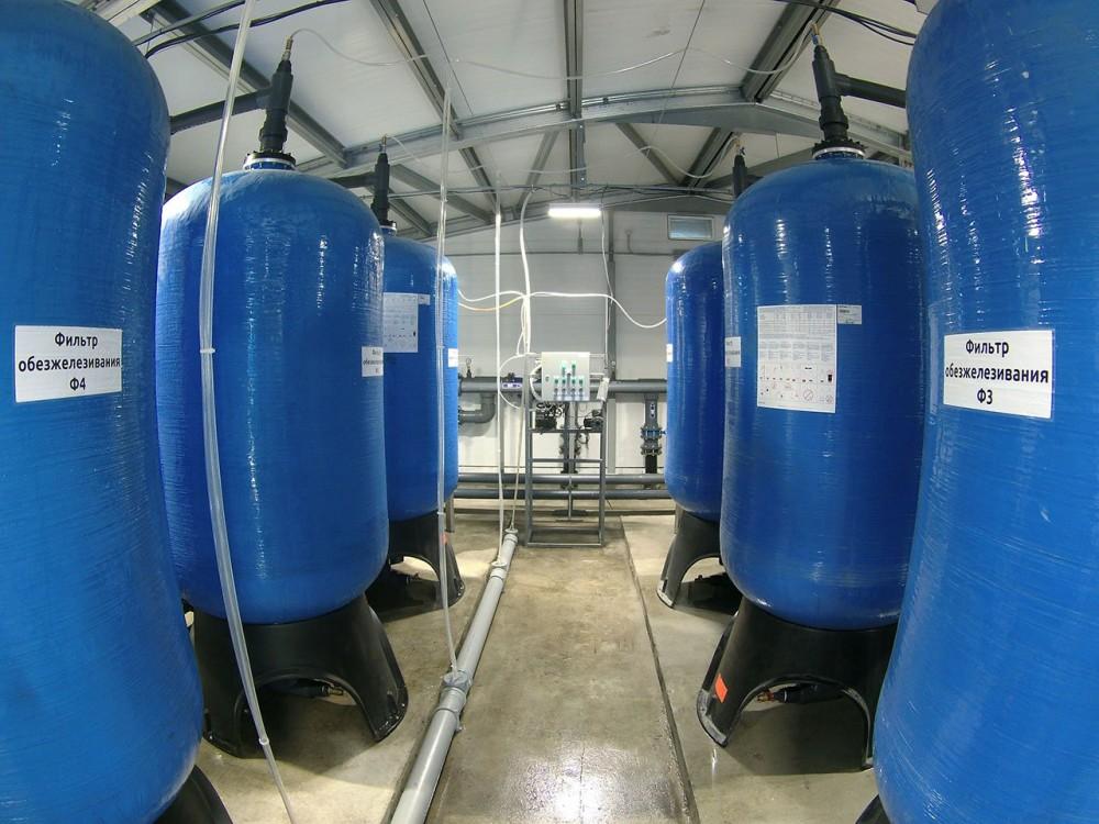 Семь модульных установок водоподготовки планируется построить в регионе в 2018 году