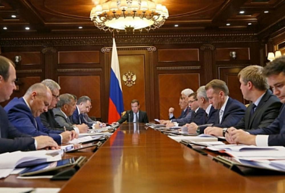 Глава Минстроя России представил нацпроект «Жилье и городская среда»