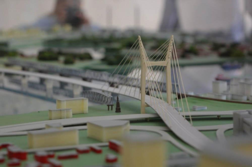 Общественная палата создала рабочую группу по четвертому мосту