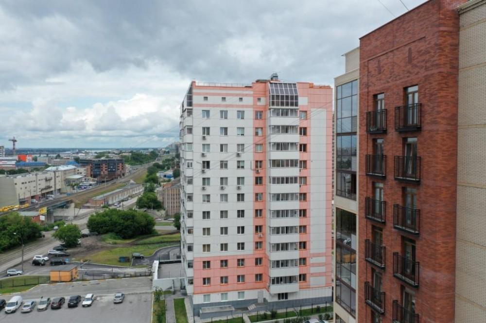 13 млн кв. метров жилья составляет потенциал строительной отрасли Новосибирской области