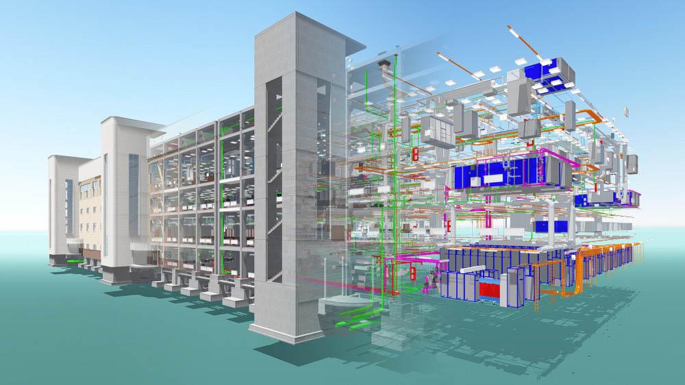 BIM-технологии повышают интерес инвесторов к строительству в России