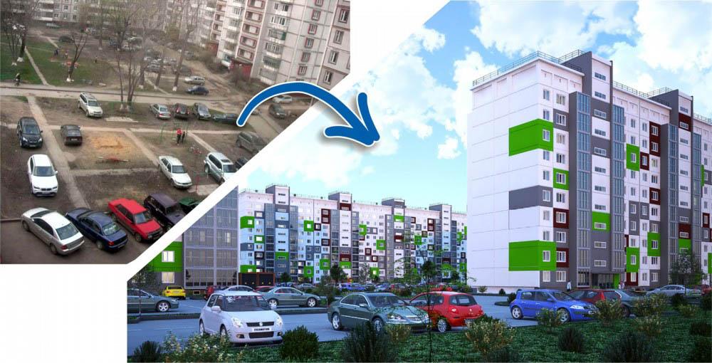 Новая опция от крупного застройщика: меняйте старое жильё на новое
