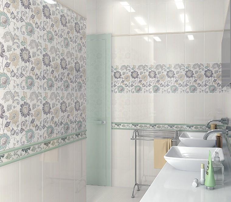 Ванная комната: как зрительно увеличить пространство