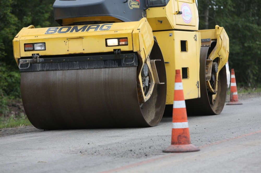 1 млрд рублей получит Новосибирская область на реализацию проекта «Безопасные и качественные дороги» в 2018 году