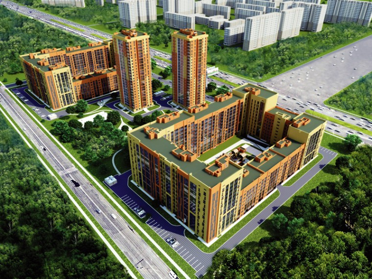 Площадки комплексного строительства