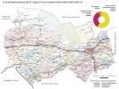 Сеть автомобильных дорог общего пользования Новосибирской области