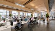Девелоперская компания Brookfield Properties объявила о постройке самого большого офисного здания в Америке из массива древесины стоимостью 3,5 млрд долларов