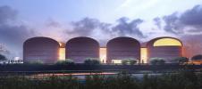 В здании будет использоваться геотермальная система отопления