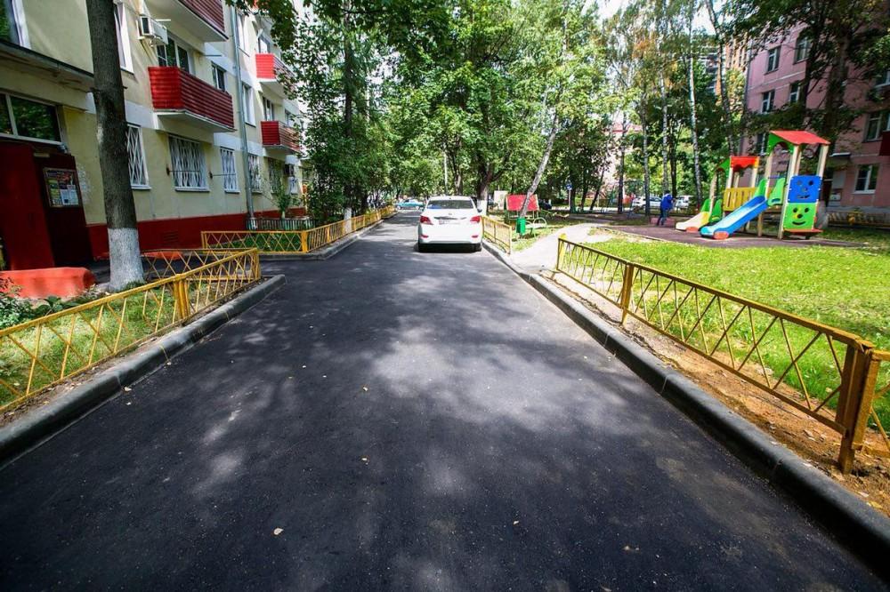 Десять дворов Новосибирска названы самыми зелеными и благоустроенными