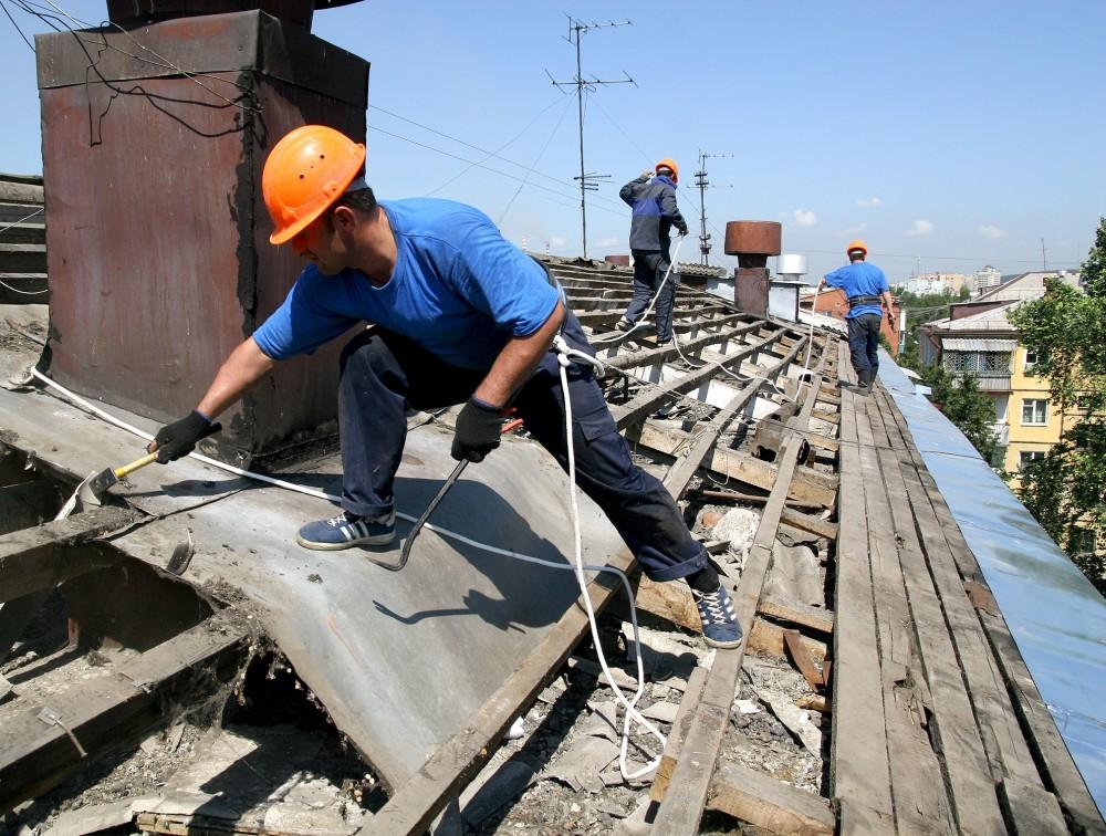 До конца года в регионе будет капитально отремонтировано на 13% домов больше прошлогоднего уровня