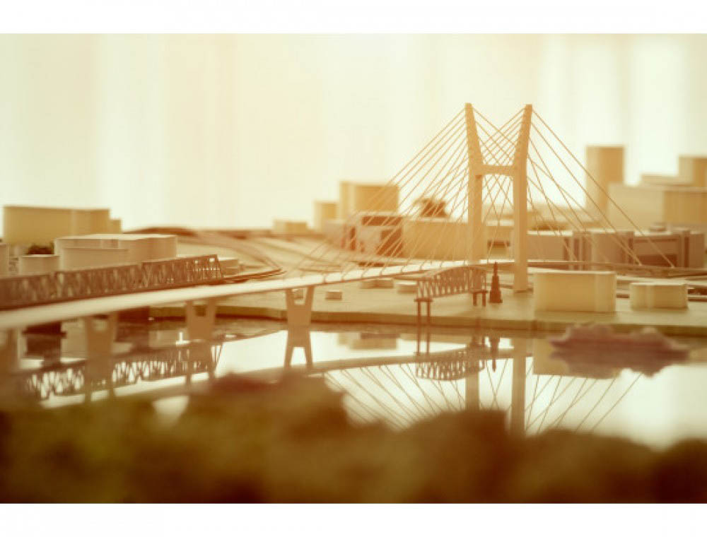 На строительство моста через Обь в Новосибирске есть два претендента