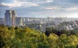 Киев: «…Я видел парки в городах, но еще не видел города в парке…»
