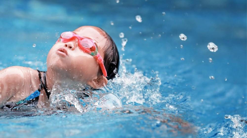 Реконструкция бассейна «Дельфин» завершится в следующем году