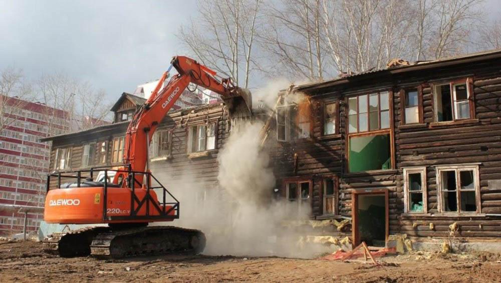 Программа расселения аварийного жилья выполнена на 95%