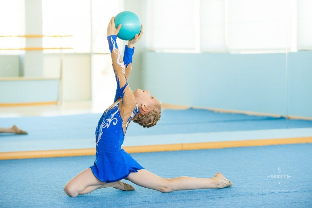 В Новосибирской области откроется школа художественной гимнастики